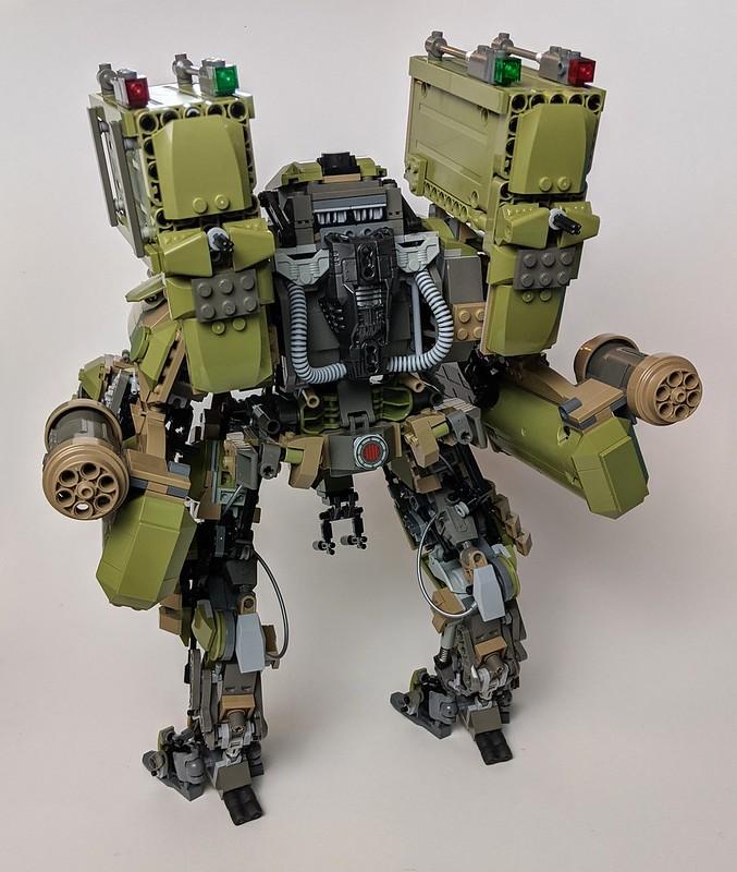 Interstellar Defense Corps T-REX