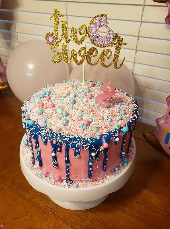 Cake by B. Sweet