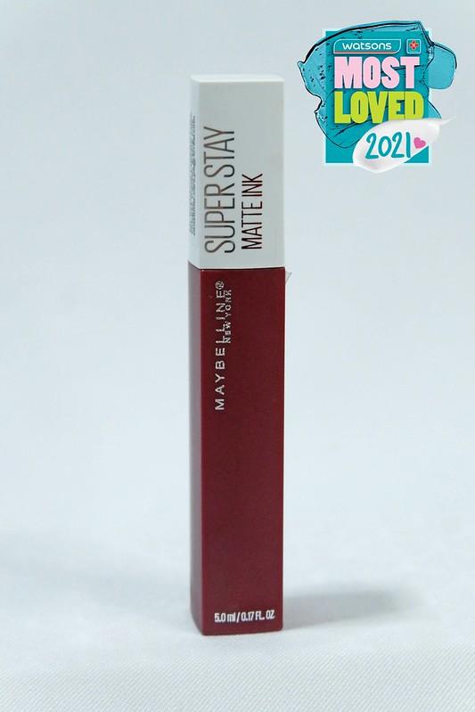 Maybelline SuperStay Matte Ink Liquid Lipstick-min