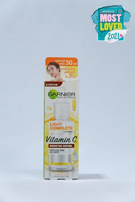 Garnier Light Complete Vitamin C-min