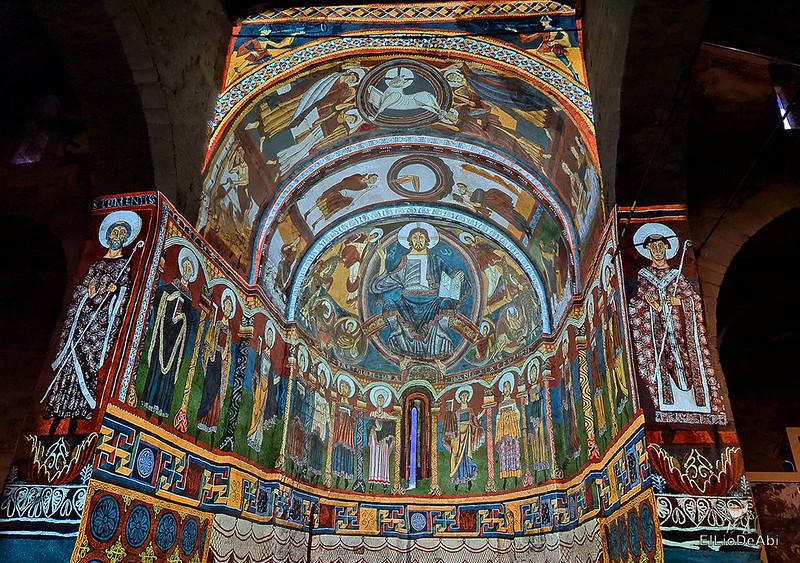 Conociendo el Románico de la Vall de Boí, Patrimonio de la Humanidad 17
