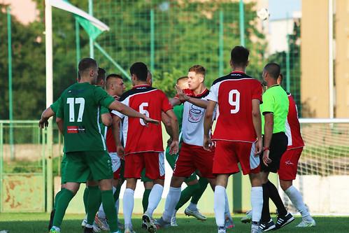 A-tím: PŠC Pezinok - ŠK Tomášov (08/2021)