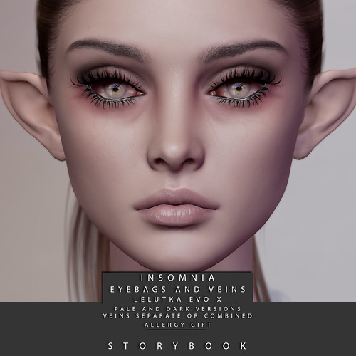 Storybook - Insomnia Eyebags - Allergy Edition