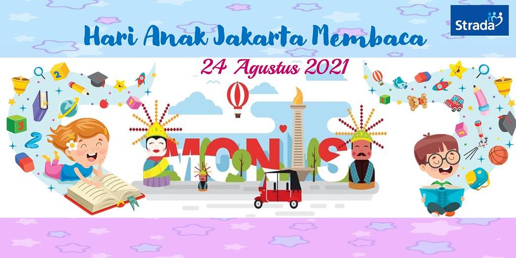 Hari Anak Jakarta Membaca 2021