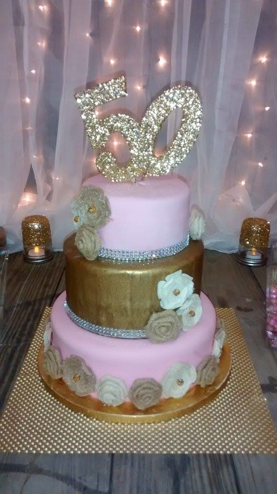 Cake by Manna's Munchies and More