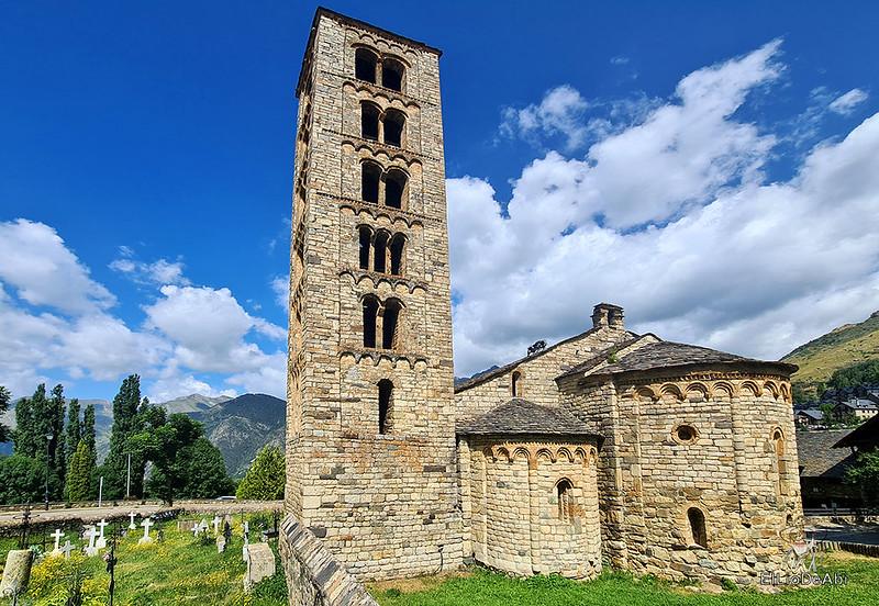 Conociendo el Románico de la Vall de Boí, Patrimonio de la Humanidad 12