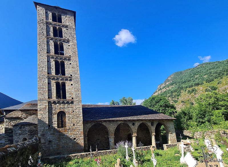 Conociendo el Románico de la Vall de Boí, Patrimonio de la Humanidad 8