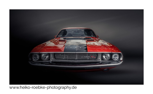 muscle car!