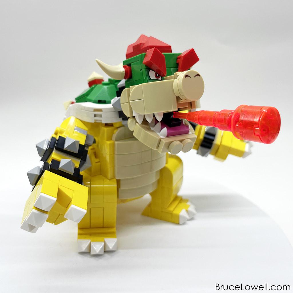 LEGO Bowser