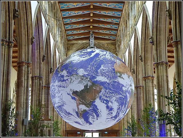 Hull Minster  -  Gaia  ( Earth )