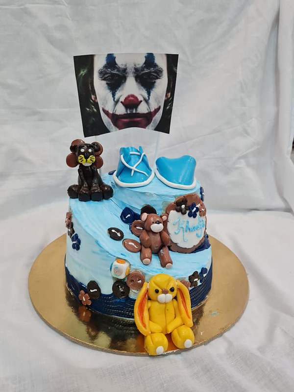 Cake by Dazzle Cakes