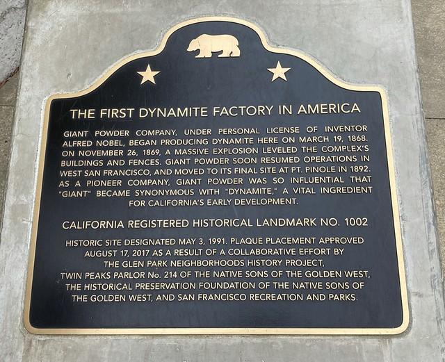California Historical Landmark #1002
