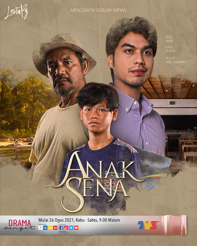 Poster Anak Sena