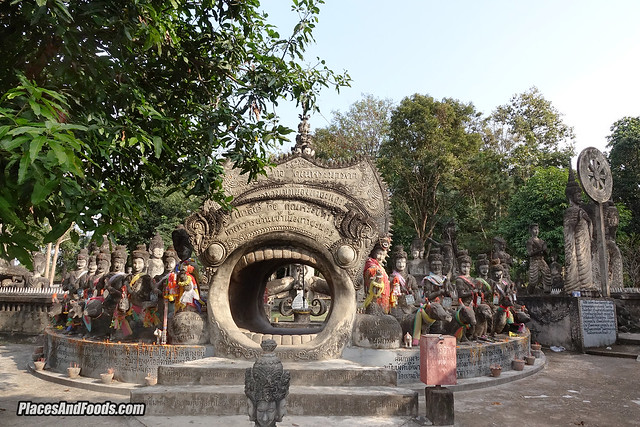 Sala Keoku park thailand
