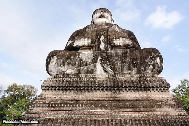 Sala Keoku Nongkhai Thailand big buddha