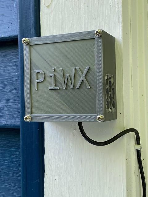 Pi Zero W Weather Logger Enclosure