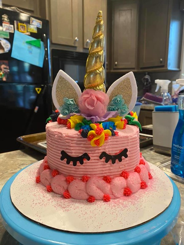 Cake by KT Bakes