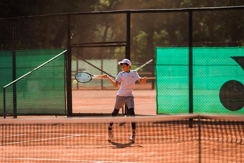 """Starptautiskās Tennis Europe sacensības """"Liepaja International Tournament"""" U12 3.diena. Foto: Mārtiņš Vējš / 3rd day Tennis Europe """"Liepaja International Tournament"""" for U12"""