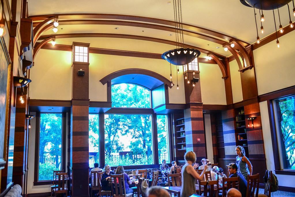 Hearthstone Lounge windows