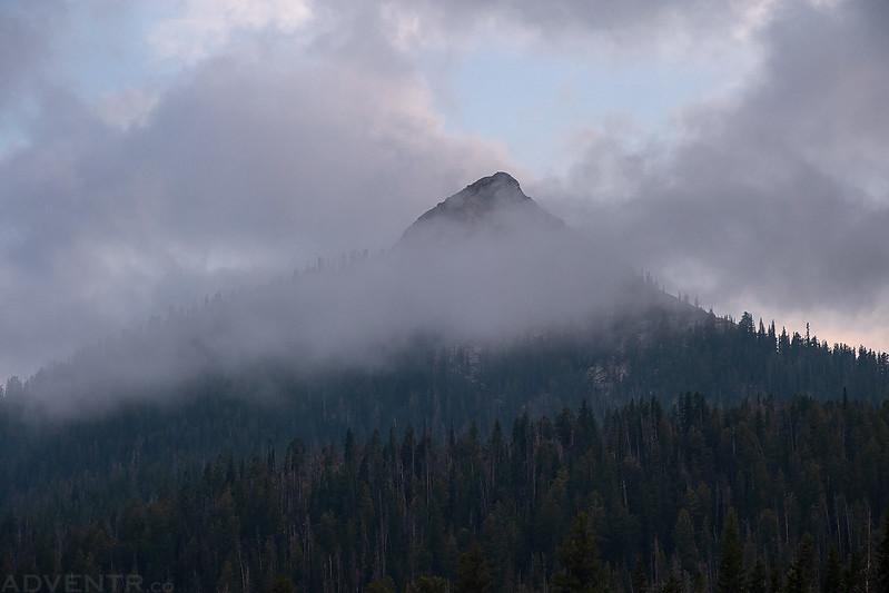 Hidden In The Clouds
