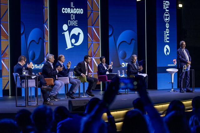 210824- il ruolo dei partiti nella democrazia oggi. Incontro con i protagonisti della politica italiana