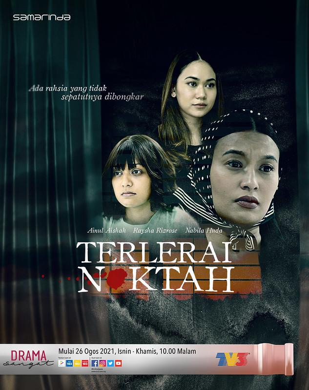 Poster Terlerai Noktah