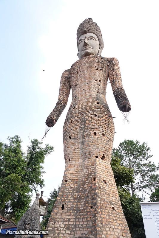 Sala Keoku Nongkhai Thailand tall buddha