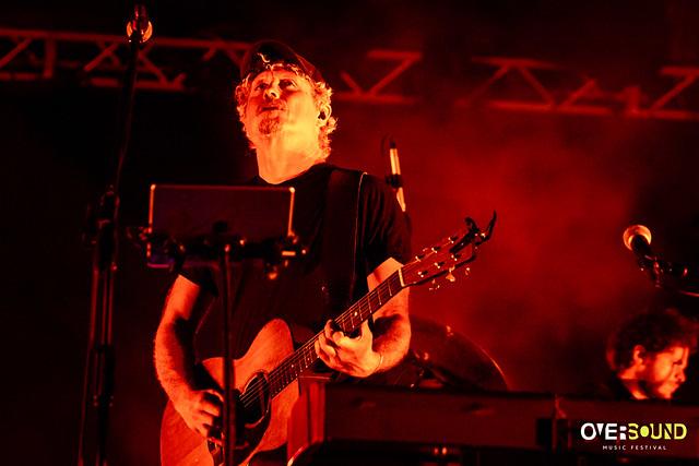 OverSound 2021 - NIccolò Fabi Live @ Piazza Libertini di Lecce 18-08-21