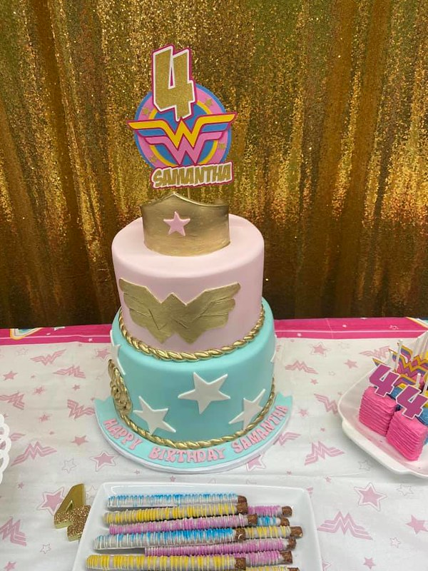 Cake by Andrea's Sweet Factory