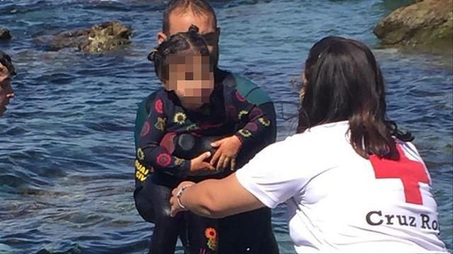 Menores - Ceuta - Foto_Guardia_Civil
