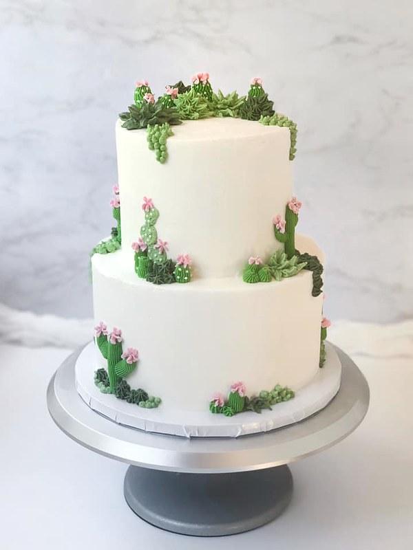 Cake by Hannah's Heavenly Treats