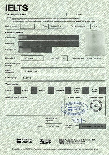 buy genuine ielts certificate without exam