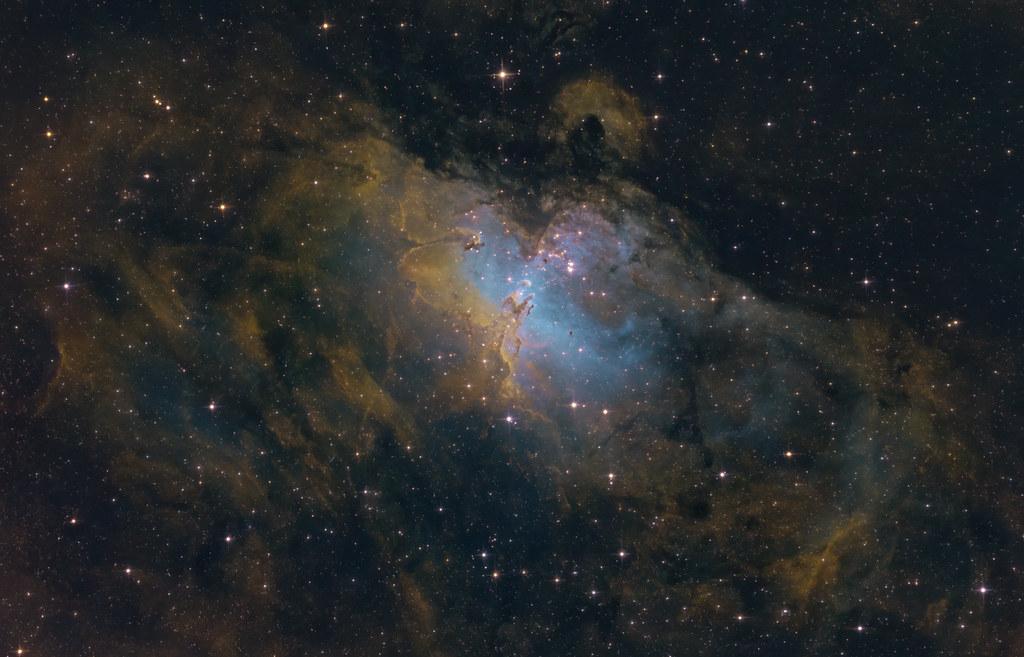 VCSE - Messier 16 - Ágoston Zsolt