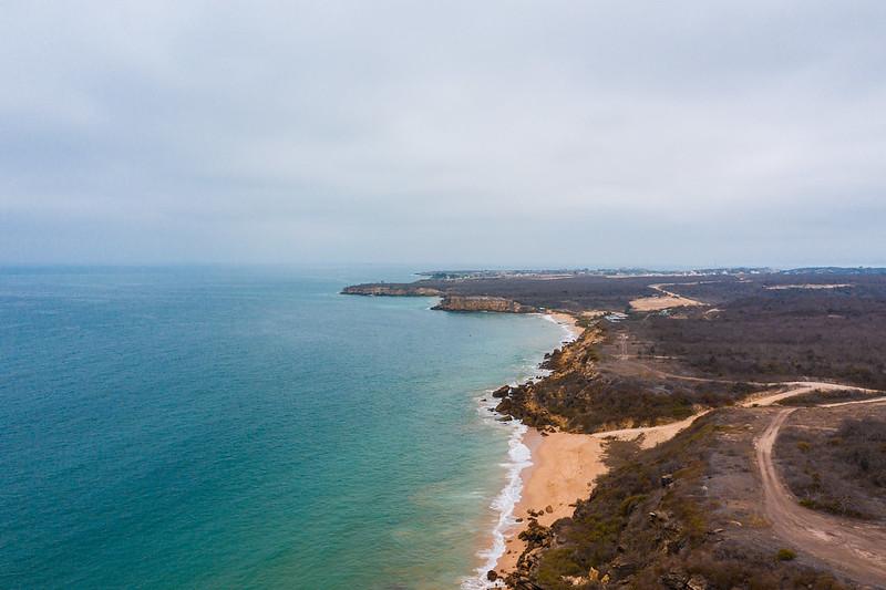 Área protegida Playa Rosada