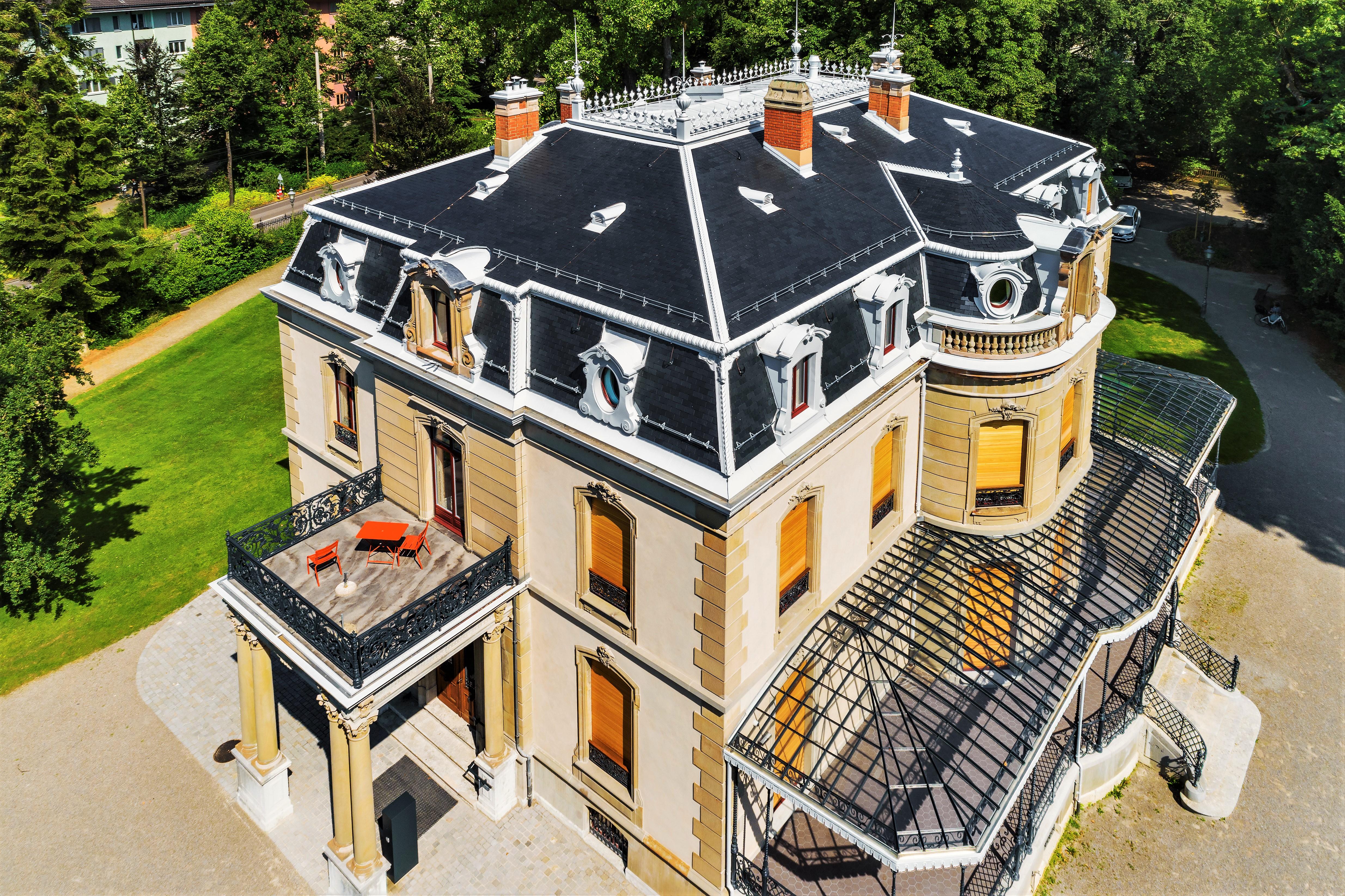 Winterthur ZH  -  Villa Bühler-Egg