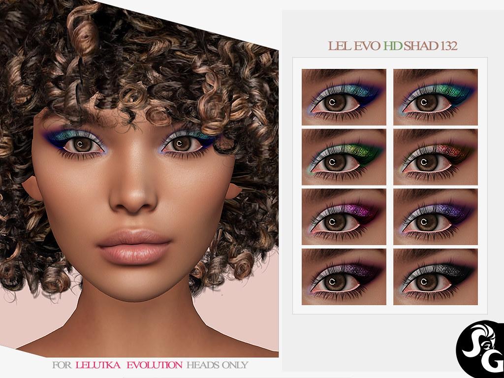 LEL EVO/X HD Shadow 132