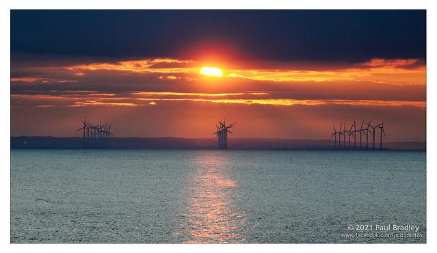 Teesbay Windfarm