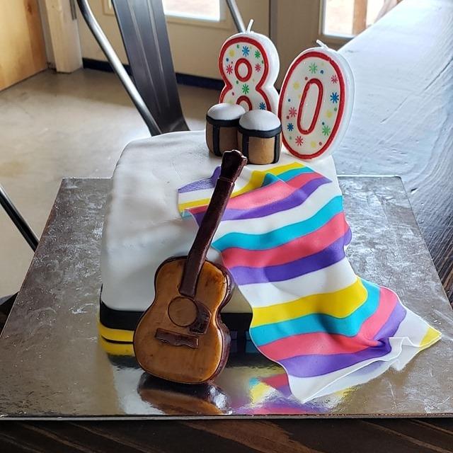 Cake by Chefanie's Home Bakery
