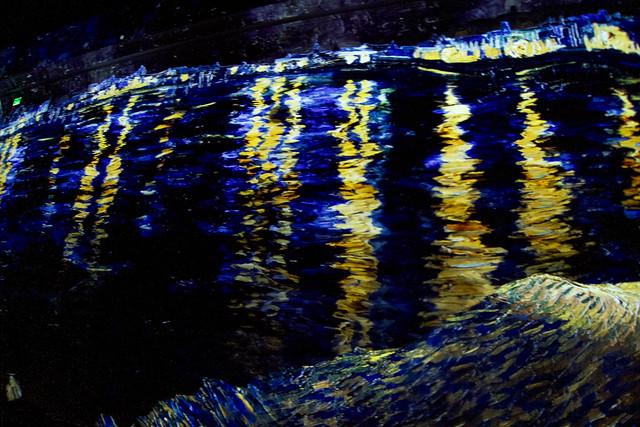 IMMERSED in Vincent Van Gogh