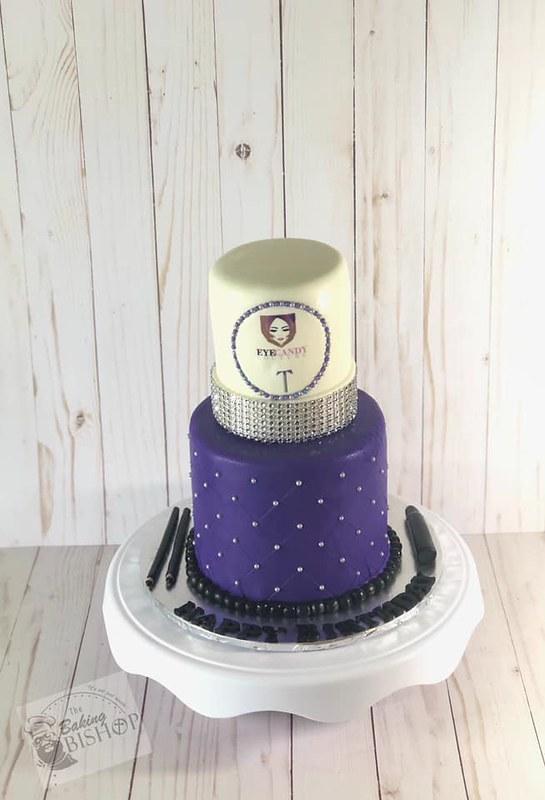 Cake by The Baking Bishop