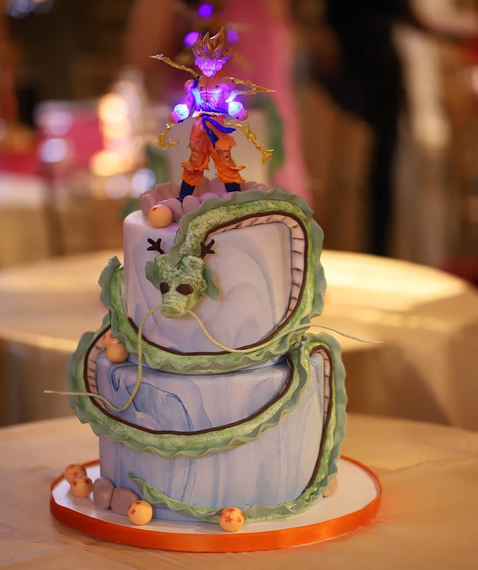 Cake by Ambrosia Cake Creations