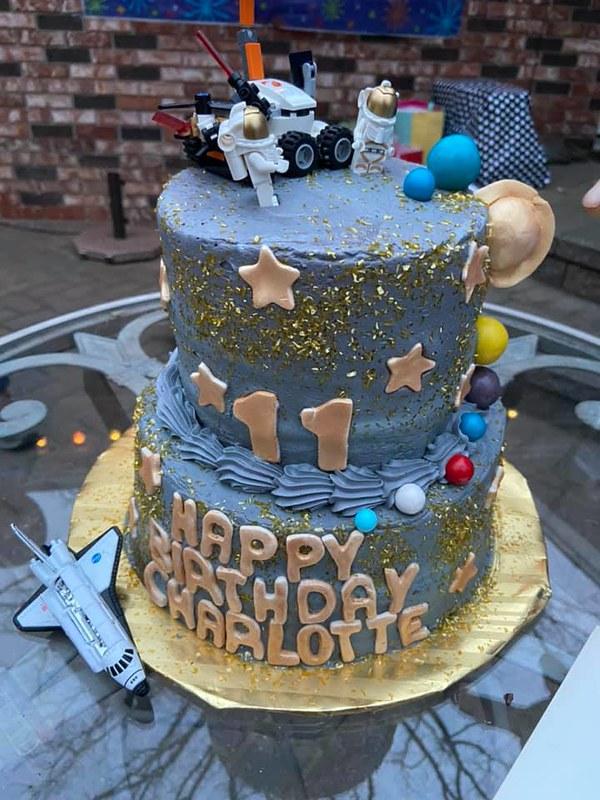 Cake by Topnotch Bakery