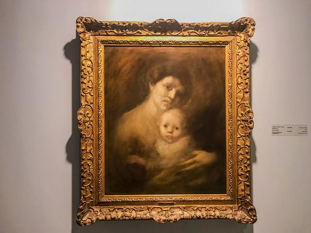 Motherhood by Carriere