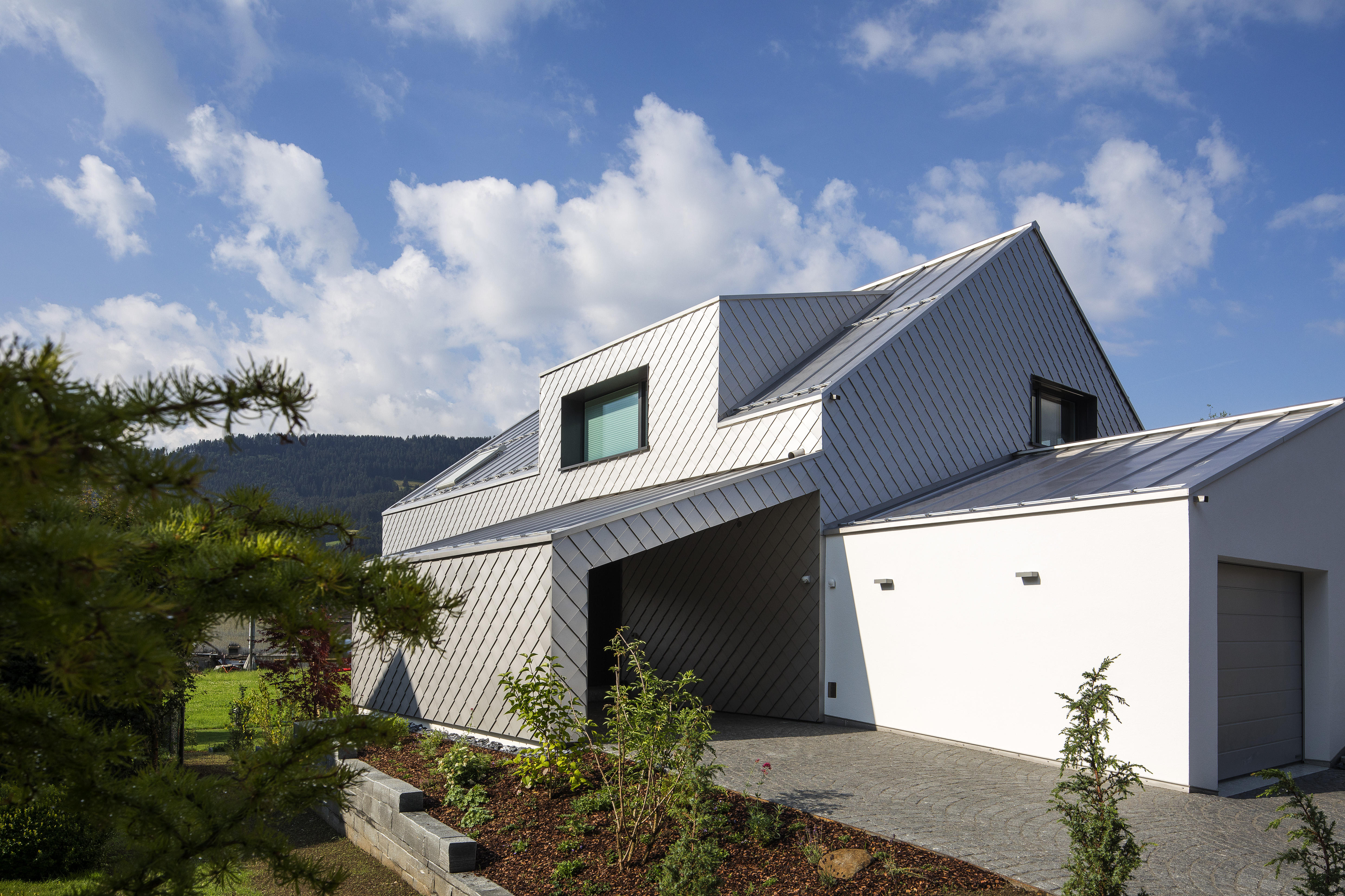 Appenzell AI  -  Einfamilienhaus Arche