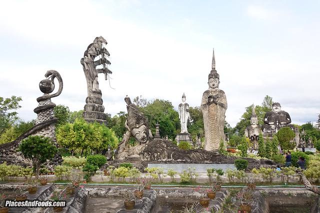 Sala Keoku Nongkhai Thailand