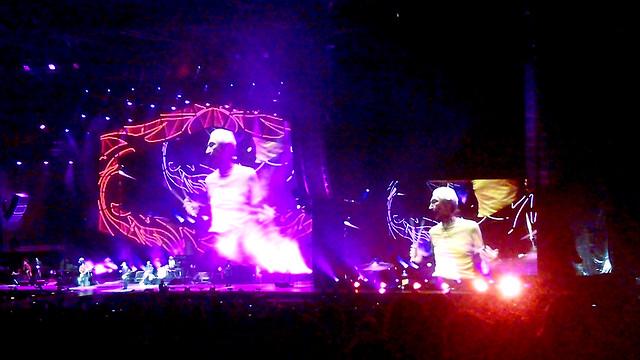 Charlie Watts Rolling Stones 2014