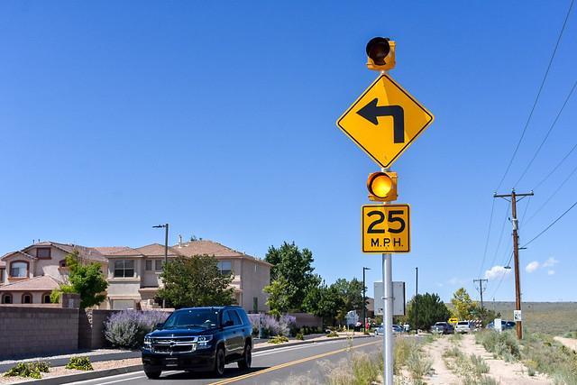 Irving and Ventana Ridge NW Road Improvements