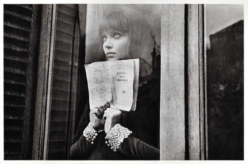 Anna Karina in Alphaville (1965)
