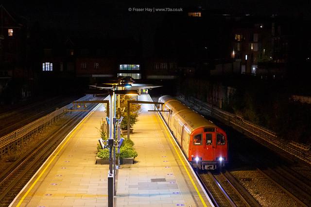West Hampstead [Jubilee line]