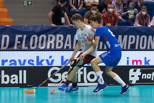 2021 U19 WFC - Slovakia v Latvia